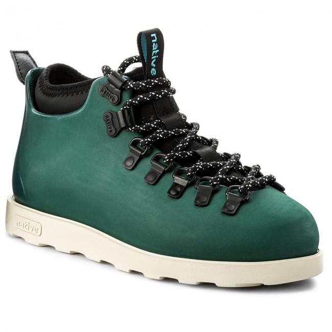 dacf9eb3fcd Hiking Boots NATIVE - Fitzsimmons Botanic Green/Bone White
