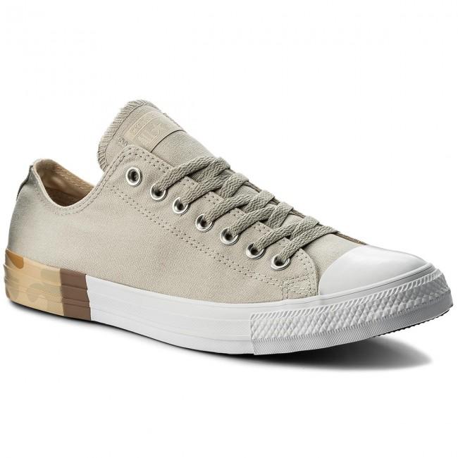Ctas Ox 159550C Pale Grey/Desert/White