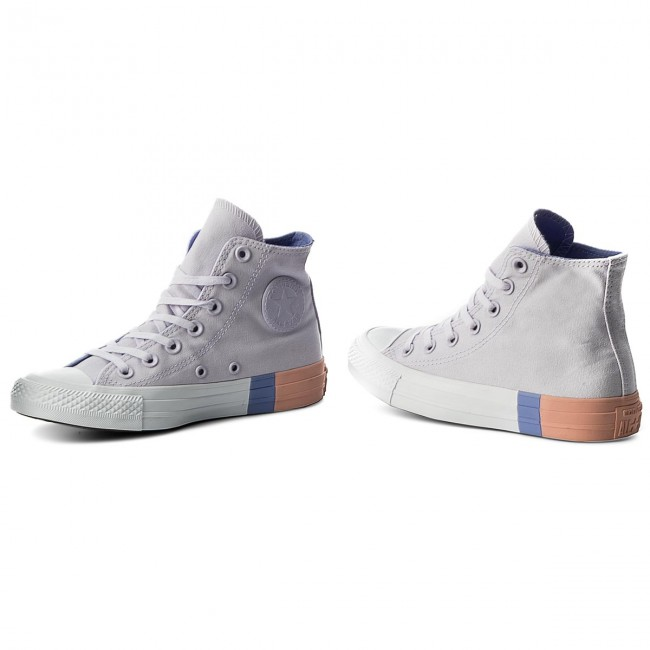 Sneakers CONVERSE Ctas Hi 159520C Barely GrapeWilight
