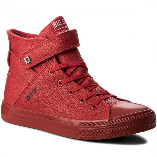 Sneakers BIG STAR - Y174025 Red