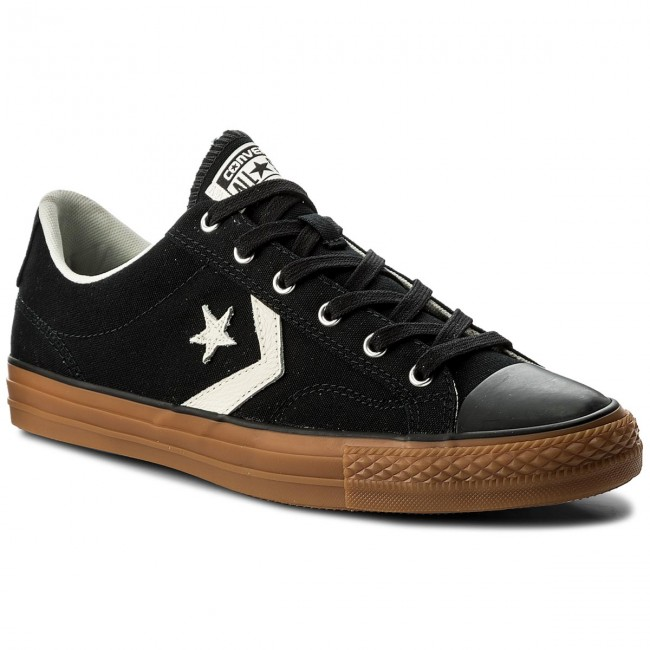 Sneakers CONVERSE Star Player Ox 159741C BlackEgretHoney