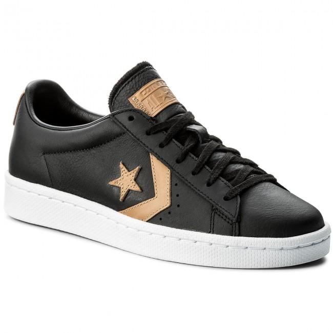 Sneakers CONVERSE - Pl 78 Ox 155667C Black/Tan/Black