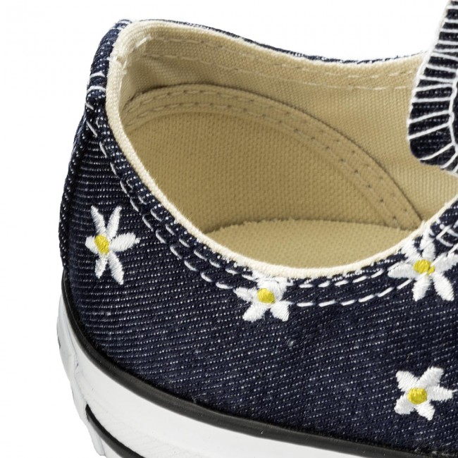 Sneakers CONVERSE Catas Ox 555977C NavyFresh YellowWhite
