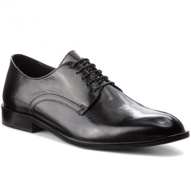 Shoes GEOX - U Saymore C U825LC 00043 C9999 Black