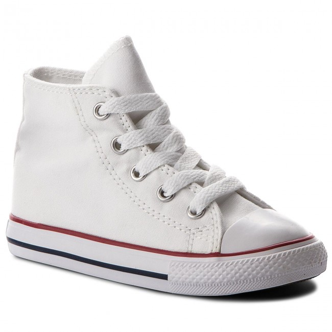 Sneakers CONVERSE Inf CT All Star Hi 7J253C Optical White