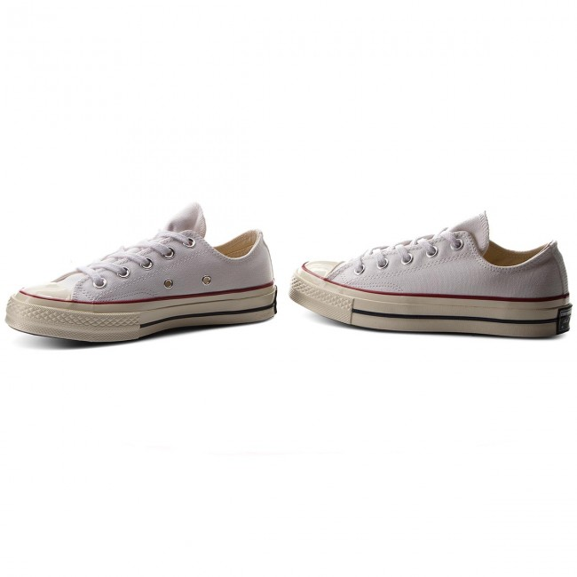 CONVERSE ALL STAR CTAS OX CREME BEIGE LIMITED SNEAKERS GR GR.41 36,5