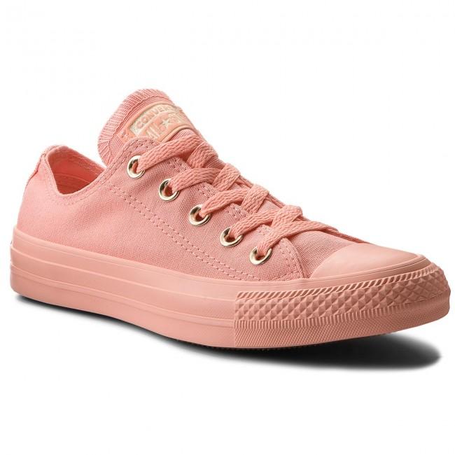 Converse Ctas OX Women's Low Sneaker Pink