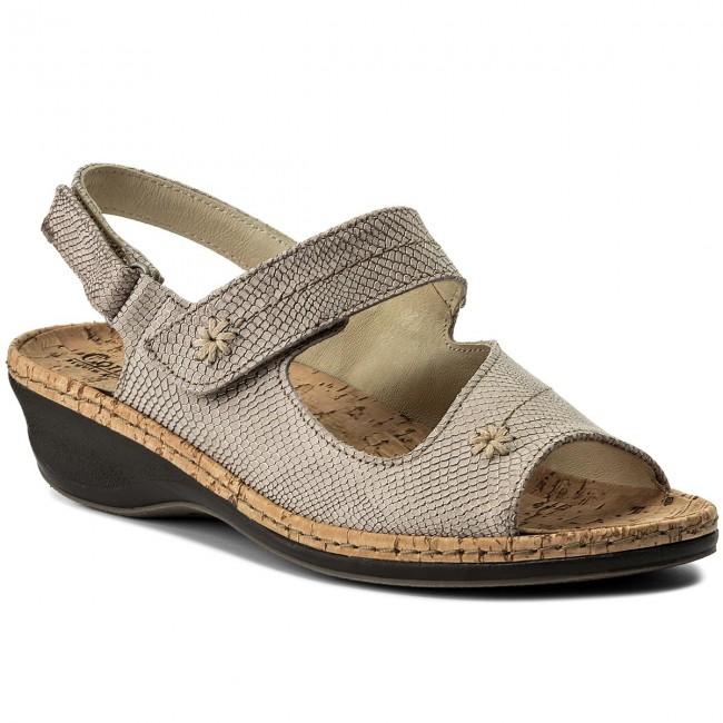 Sandals COMFORTABEL - 710875 Teak 82