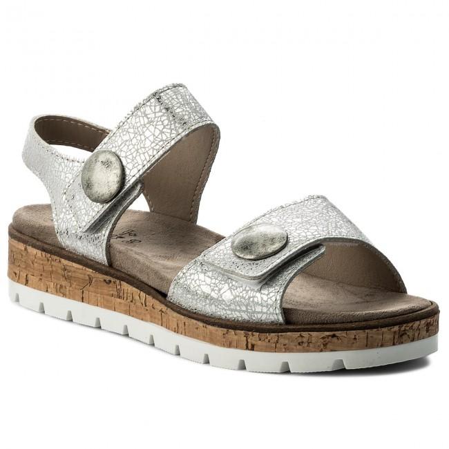 Sandals COMFORTABEL - 710882 Silber 92