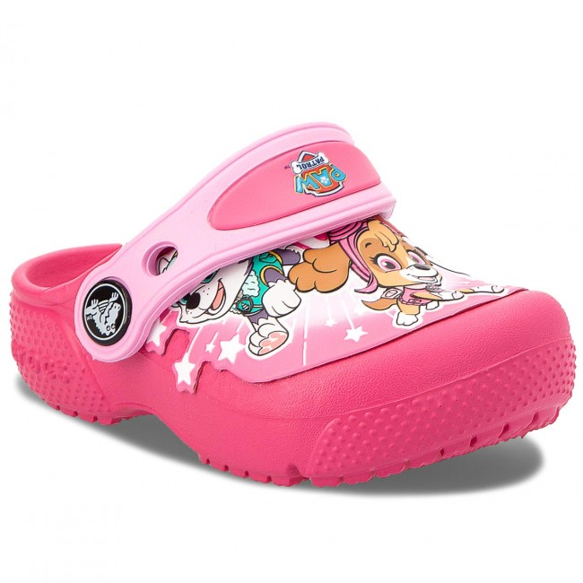 f7230271ce2 Slides CROCS - Funlab Paw Patrol Clogs Ps G 205204 Vibrant Pink - Clogs and  mules - Clogs and sandals - Girl - Kids' shoes - efootwear.eu