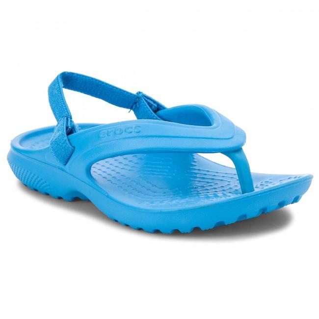 Sandals CROCS Classic Flip K 202871 Ocean