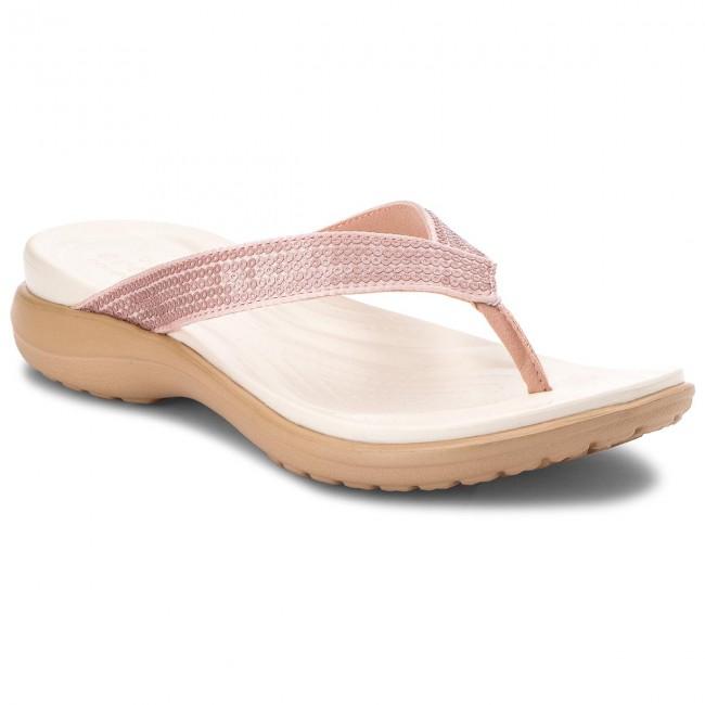 Crocs Women's Capri V Flip Sandals