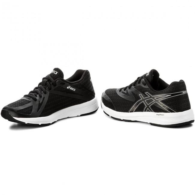 Shoes ASICS - Amplica T875N Black/White