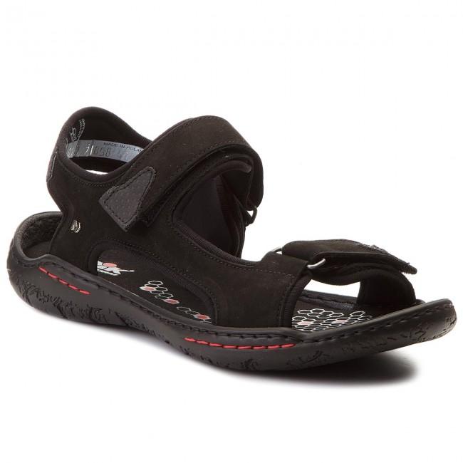 Sandals NIK - 06-0139-23-7-01-03 Black