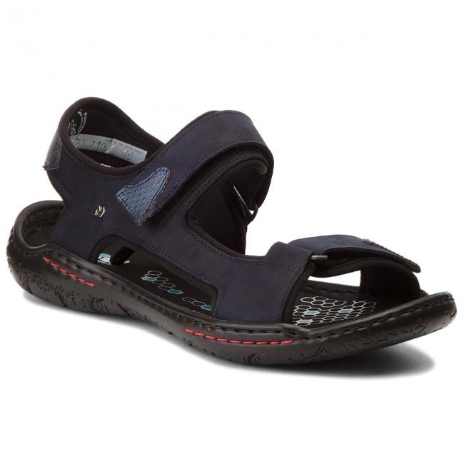 Sandals NIK - 06-0139-23-7-09-03 Navy Blue