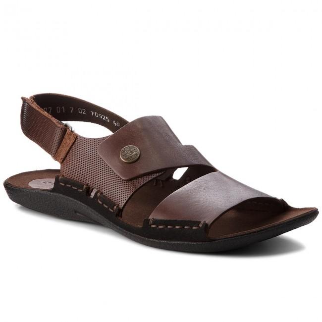 Sandals NIK - 06-0227-01-7-02-02 Brown