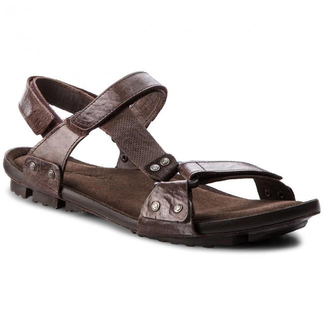 Sandals NIK - 06-0229-01-7-02-03 Brown