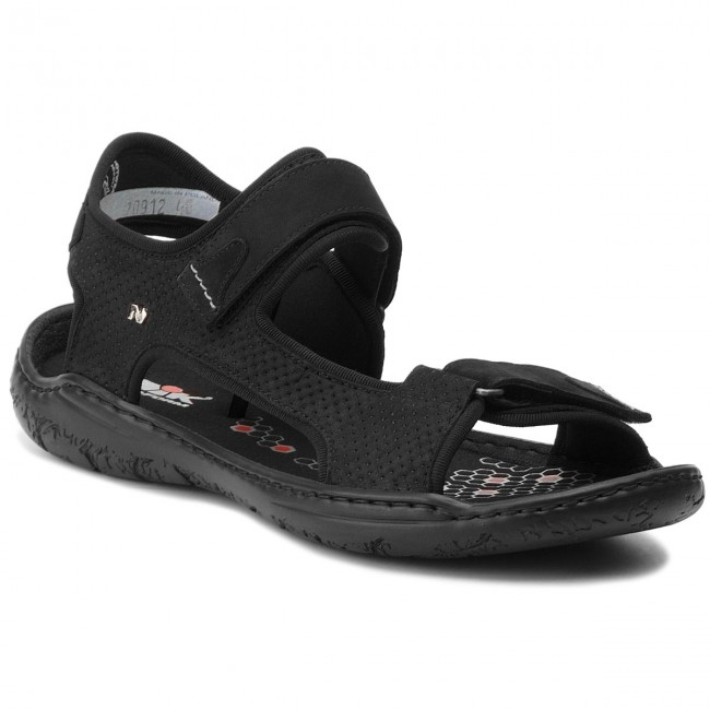 Sandals NIK - 06-0232-02-8-02-03 Black