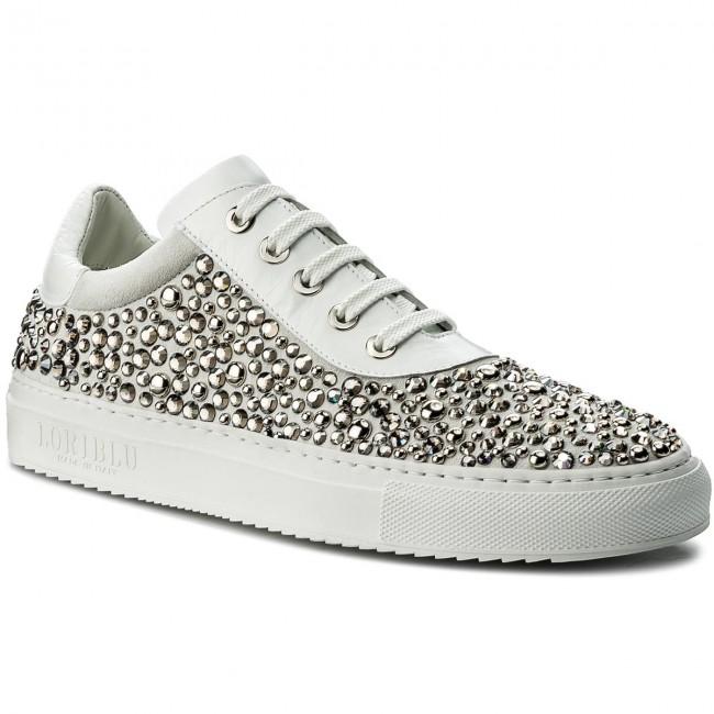 Sneakers LORIBLU - 8E 900264 9G Camoscio Perla/Agnellato