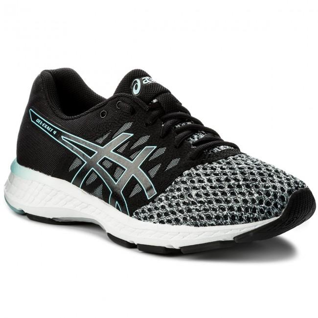 Shoes ASICS - Gel-Exalt 4 T7E5N Black/Dark Grey/Porcelain Blue 9095