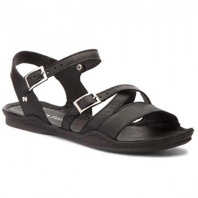 Sandals NIK - 07-0222-01-9-01-02 Black
