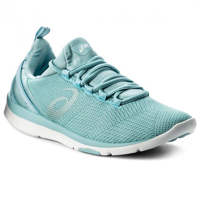 Shoes ASICS - Gel-Fit Sana 3 S751N Porcelain Blue/Silver/White 1493