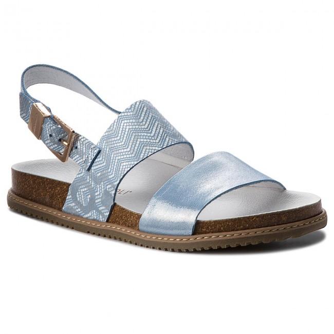 Sandals NIK - 07-0245-05-5-11-02 Blue