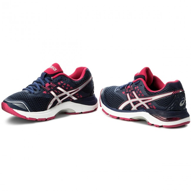 Shoes ASICS Gel Pulse 9 T7D8N Indigo BlueSilverBright Rose 4993