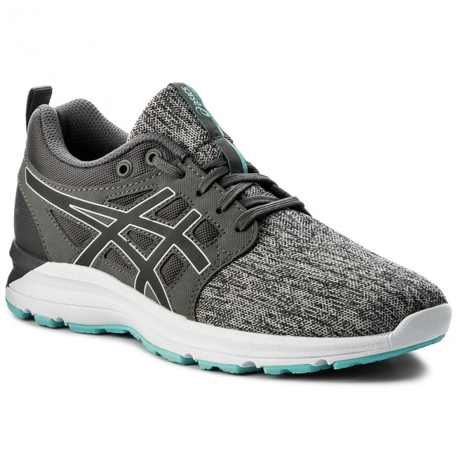 Shoes ASICS Gel Torrance T7J8N CarbonCarbonAruba Blue 9797