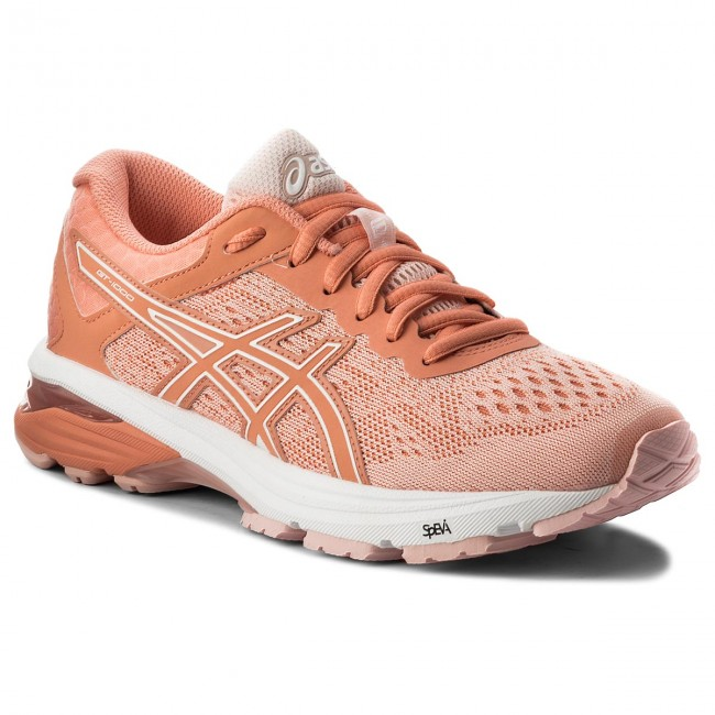 quality design e56c6 9a394 Shoes ASICS - GT-1000 6 T7A9N Seashell Pink/Begonia Pink/White 1706