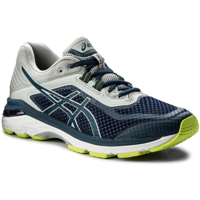 Shoes ASICS - Gt-2000 6 T805N Dark Blue/Mid Grey 4949