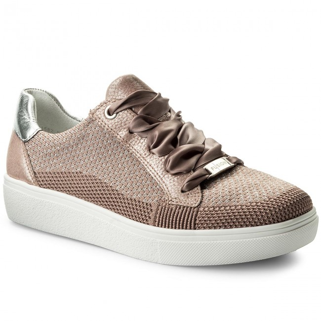 100% authentic cbaf3 89036 Sneakers ARA - 12-14582 Puder/Silber