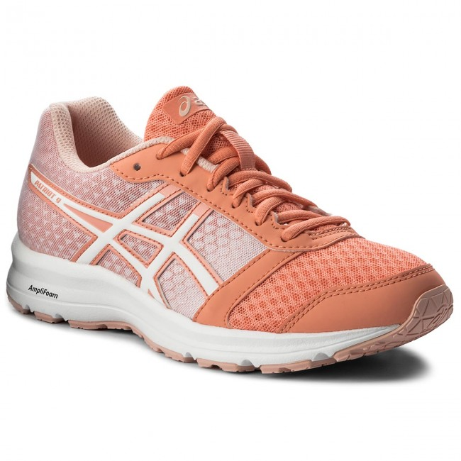 Recoger hojas Eliminar Contaminado  Shoes ASICS - Patriot 9 T873N Begonia Pink/White/Seashell Pink 0601 -  Indoor - Running shoes - Sports shoes - Women's shoes | efootwear.eu