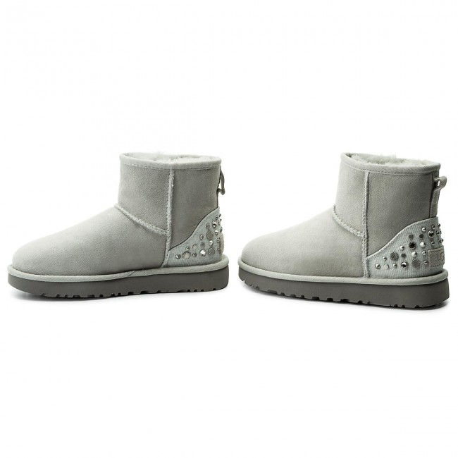 c9195677642 Shoes UGG - W Mini Studded Bling 1090449 W/Grav