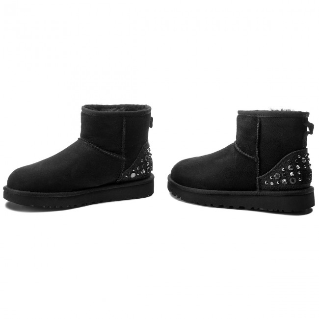 dcff7027509 Shoes UGG - W Mini Studded Bling 1091350 W/Blk