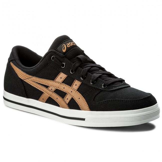 Sneakers ASICS - Aaron HN528 Black/Meerkat 9021