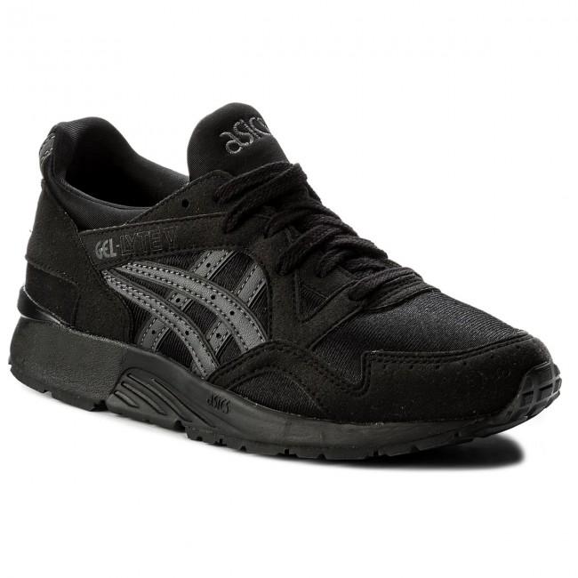 new concept 7a1f1 103d0 Sneakers ASICS - TIGER Gel-Lyte V Gs C541N Black/Dark Grey 9016