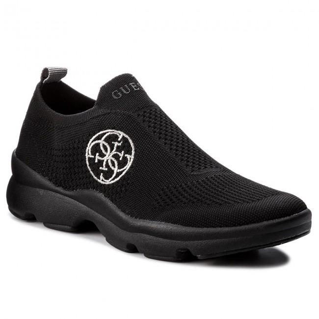 Sneakers GUESS - Spiced FLSPC2 FAB12  BLACK