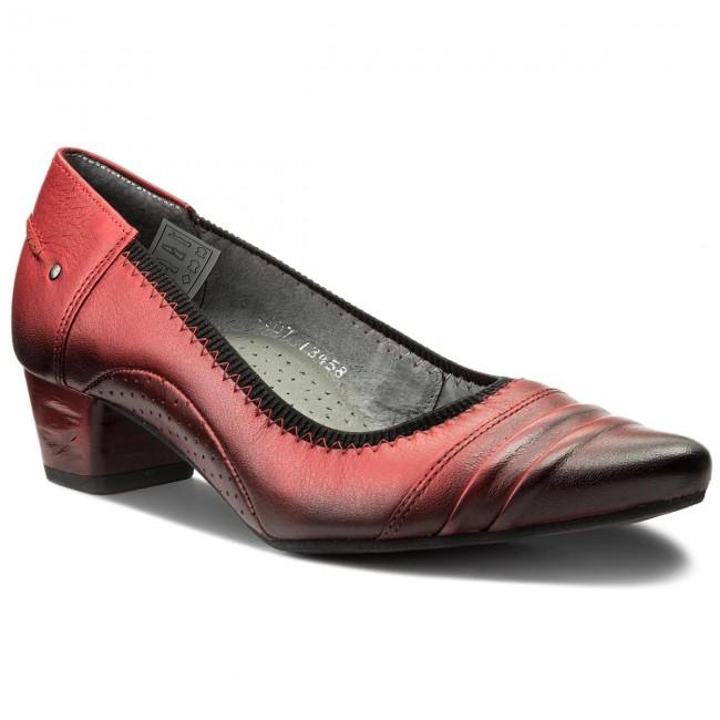 Shoes MACIEJKA - 02807-08/00-5 Red