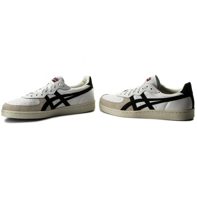 online store d8912 411cf Sneakers ASICS - ONITSUKA TIGER Gsm D5K2Y White/Black 0190