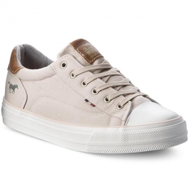 Sneakers MUSTANG - 42C0004 Beige