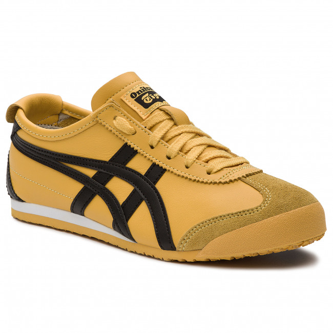 new concept bd039 50f24 Sneakers ASICS - ONITSUKA TIGER Mexico 66 DL408 Yellow/Black 0490