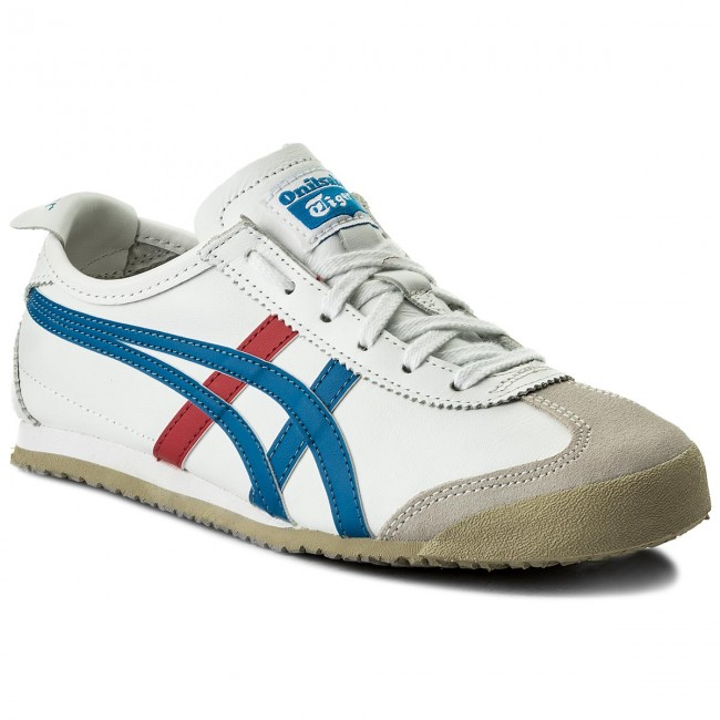 new york 45b05 f1b2e Sneakers ASICS - ONITSUKA TIGER Mexico 66 DL408 White/Blue 0146