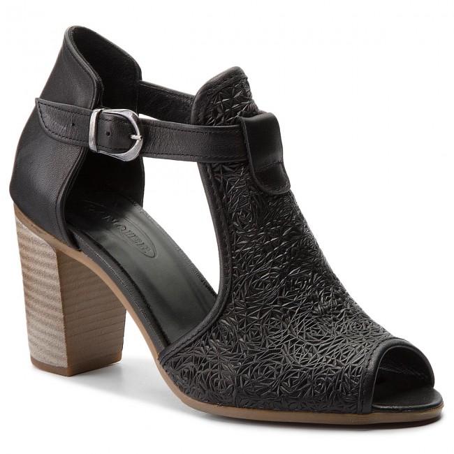 Sandals LANQIER - 42C0773 Black