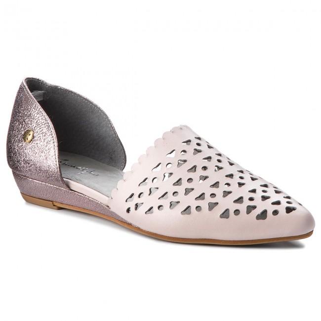 Shoes MACIEJKA - 03498-15/00-1 Blady Róż