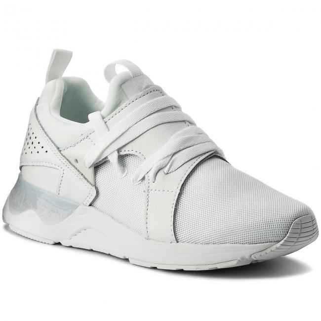 best sneakers f7e38 f858d Sneakers ASICS - TIGER Gel-Lyte V Sanze H8H4L White/White 0101