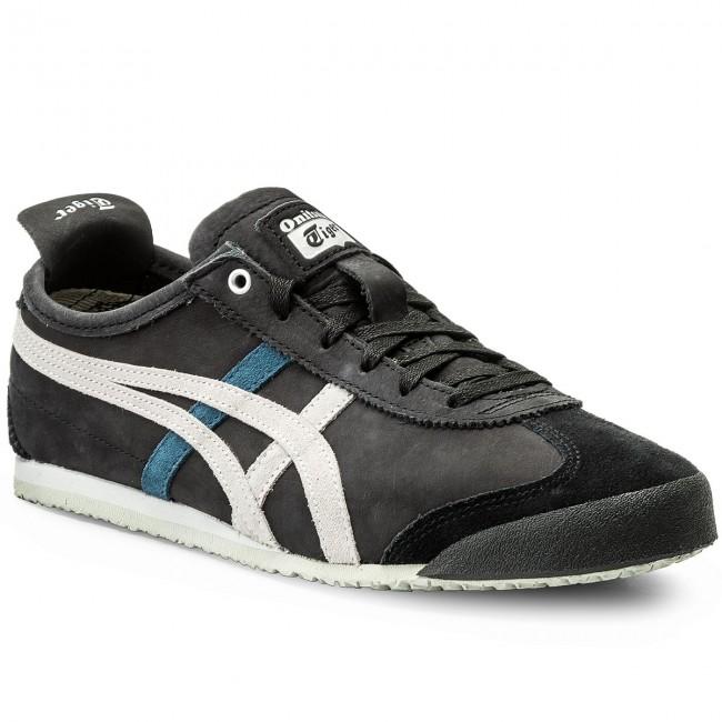 online store a3b2a ed2bd Sneakers ASICS - ONITSUKA TIGER Mexico 66 D832L Black/Glacier Grey 9096