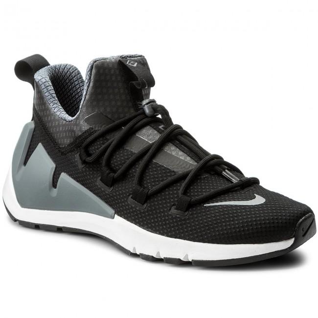 Húmedo Migración Simetría  Shoes NIKE - Air Zoom Grade 924465 004 Black/Dark Grey/Summit White -  Sneakers - Low shoes - Men's shoes | efootwear.eu