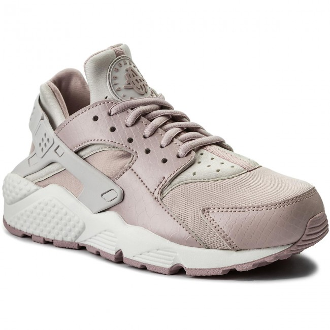 Nike Air Huarache Run Women Schuhe vast grey particle rose