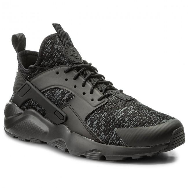 outlet store sale reasonably priced best choice Shoes NIKE - Air Huarache Run Ultra Se 875841 006 Black/Black/Dark ...